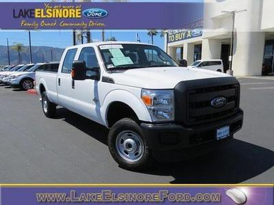 2014 Ford F250 XL Crew Cab Pickup for sale in Lake Elsinore for $36,781 with 15,581 miles.