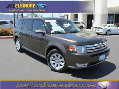 2011 Ford Flex SE SUV for sale in Lake Elsinore for $21,528 with 40,551 miles.