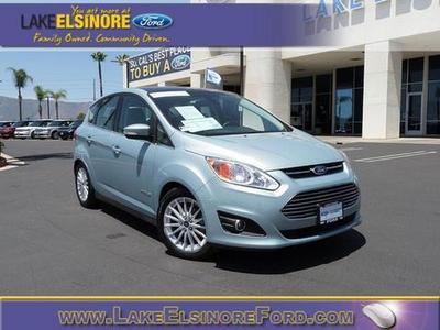 2013 Ford C-Max Hybrid SEL Hatchback for sale in Lake Elsinore for $21,617 with 31,148 miles.