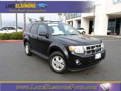2012 Ford Escape XLT SUV for sale in Lake Elsinore for $20,162 with 24,782 miles.