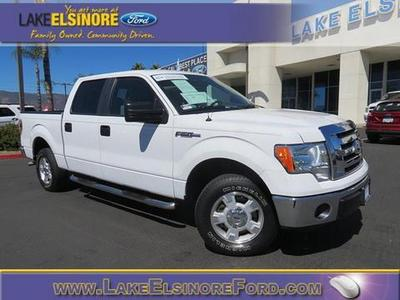 2011 Ford F150 XLT Crew Cab Pickup for sale in Lake Elsinore for $25,861 with 23,768 miles.