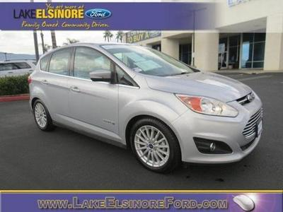 2013 Ford C-Max Hybrid SEL Hatchback for sale in Lake Elsinore for $19,535 with 33,768 miles.