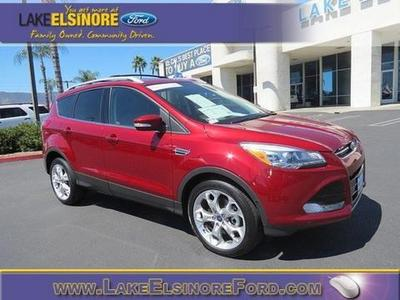 2013 Ford Escape Titanium SUV for sale in Lake Elsinore for $25,783 with 19,054 miles.
