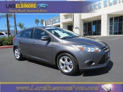 2013 Ford Focus SE Hatchback for sale in Lake Elsinore for $15,510 with 39,151 miles.
