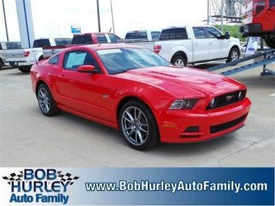 2013 Ford Mustang GT Premium Coupe for sale in Tulsa for $28,999 with 3,887 miles.