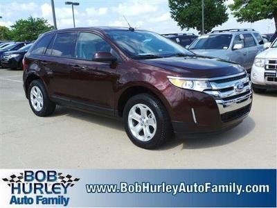 2012 Ford Edge SEL SUV for sale in Tulsa for $26,999 with 28,532 miles.