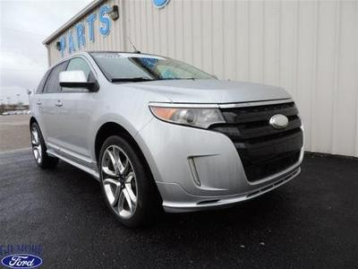 2011 Ford Edge Sport SUV for sale in Prattville for $26,987 with 54,194 miles.