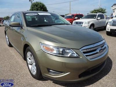 2012 Ford Taurus SEL Sedan for sale in Prattville for $21,987 with 13,721 miles.