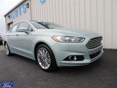 2013 Ford Fusion Hybrid SE Hybrid Sedan for sale in Prattville for $28,987 with 14,264 miles.