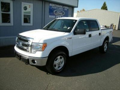 2013 Ford F150 XLT Crew Cab Pickup for sale in Portland for $29,400 with 17,315 miles.