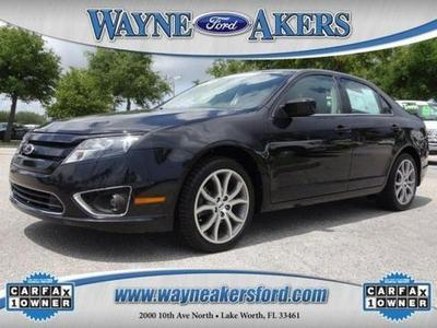 2012 Ford Fusion SE Sedan for sale in Lake Worth for $17,994 with 12,239 miles.