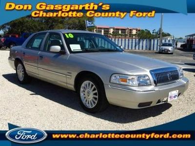2010 Mercury Grand Marquis LS Sedan for sale in Port Charlotte for $13,900 with 70,280 miles.