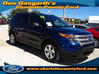 2012 Ford Explorer Base SUV for sale in Port Charlotte for $24,900 with 21,410 miles.