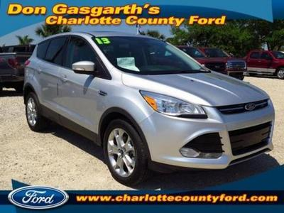 2013 Ford Escape SEL SUV for sale in Port Charlotte for $24,900 with 24,718 miles.