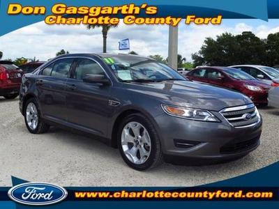 2011 Ford Taurus SEL Sedan for sale in Port Charlotte for $20,900 with 28,203 miles.