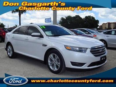 2013 Ford Taurus SEL Sedan for sale in Port Charlotte for $26,900 with 19,325 miles.