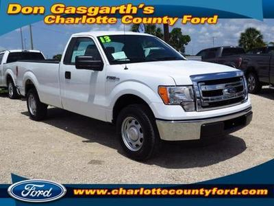 2013 Ford F150 XL Regular Cab Pickup for sale in Port Charlotte for $22,900 with 8,448 miles.