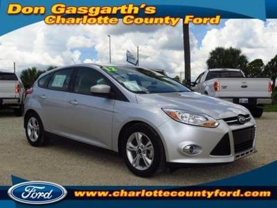 2012 Ford Focus SE Hatchback for sale in Port Charlotte for $17,900 with 17,432 miles.