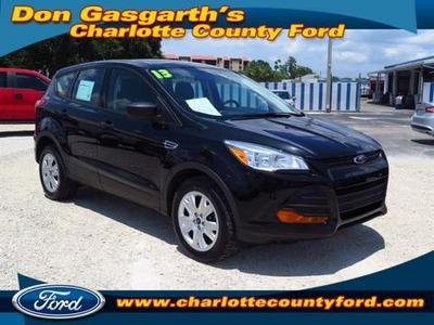 2013 Ford Escape S SUV for sale in Port Charlotte for $20,900 with 19,380 miles.