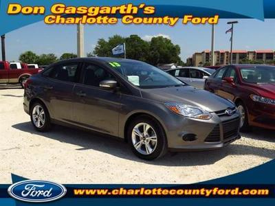 2013 Ford Focus SE Sedan for sale in Port Charlotte for $16,900 with 14,086 miles.