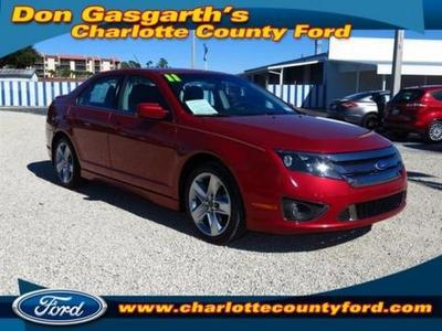 2011 Ford Fusion Sport Sedan for sale in Port Charlotte for $18,000 with 51,770 miles.