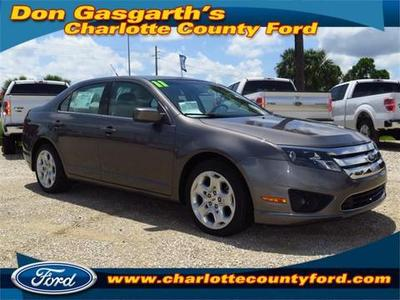 2011 Ford Fusion SE Sedan for sale in Port Charlotte for $15,900 with 38,704 miles.