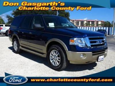 2012 Ford Expedition XLT SUV for sale in Port Charlotte for $29,900 with 26,264 miles.