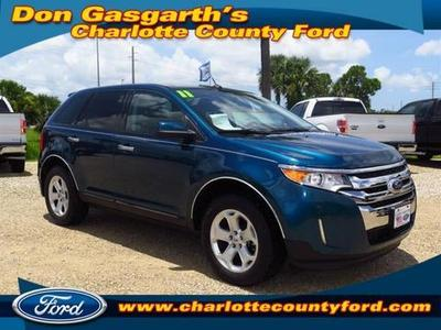 2011 Ford Edge SEL SUV for sale in Port Charlotte for $25,900 with 47,841 miles.