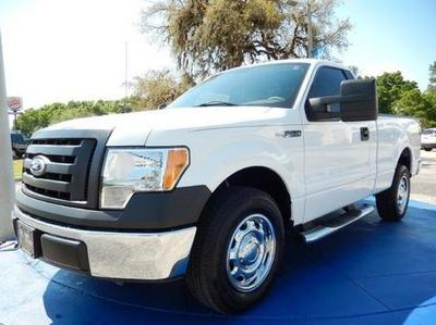 2010 Ford F150 Regular Cab Pickup for sale in Ocala for $17,988 with 19,519 miles.
