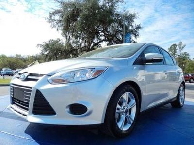2013 Ford Focus SE Hatchback for sale in Ocala for $17,888 with 15,109 miles.