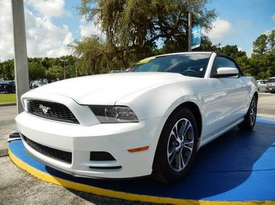 2014 Ford Mustang Convertible for sale in Ocala for $25,557 with 19,313 miles.