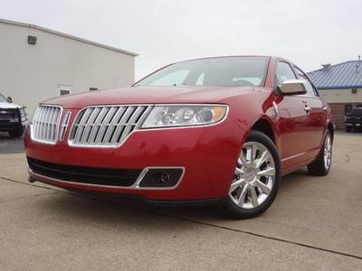 2011 Lincoln MKZ Base Sedan for sale in Chattanooga for $24,977 with 30,311 miles.
