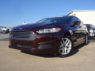 2013 Ford Fusion SE Sedan for sale in Chattanooga for $22,999 with 6,724 miles.