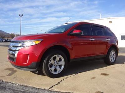 2011 Ford Edge SEL SUV for sale in Chattanooga for $21,999 with 28,955 miles.