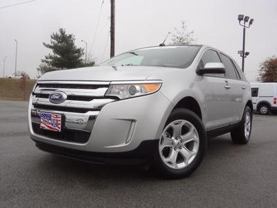 2011 Ford Edge SEL SUV for sale in Chattanooga for $23,999 with 33,150 miles.