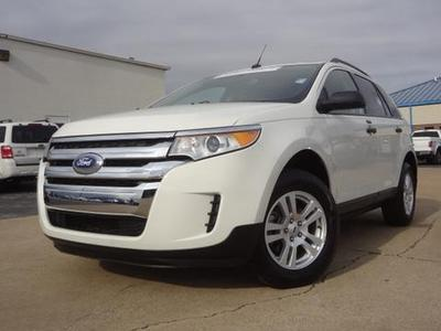 2013 Ford Edge SE SUV for sale in Chattanooga for $21,977 with 31,015 miles.