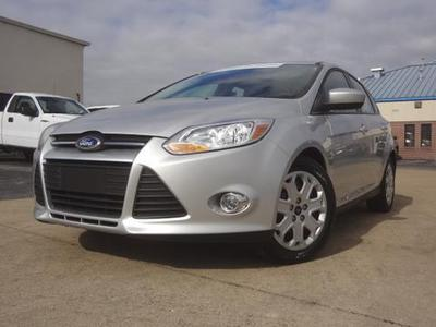 2012 Ford Focus SE Hatchback for sale in Chattanooga for $15,377 with 40,573 miles.