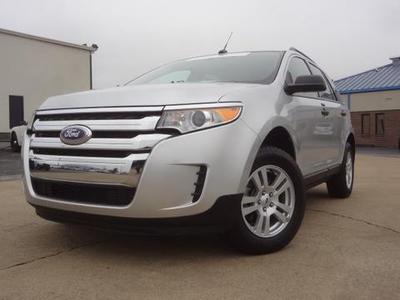 2012 Ford Edge SE SUV for sale in Chattanooga for $22,977 with 25,488 miles.