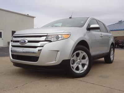 2013 Ford Edge SEL SUV for sale in Chattanooga for $24,977 with 20,756 miles.