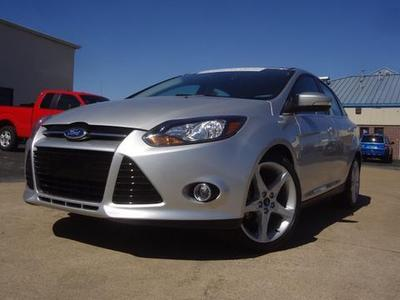 2012 Ford Focus Titanium Sedan for sale in Chattanooga for $19,977 with 20,252 miles.