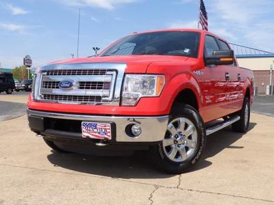 2013 Ford F150 XLT Crew Cab Pickup for sale in Chattanooga for $35,977 with 15,471 miles.