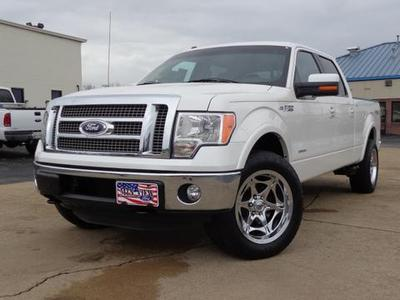 2012 Ford F150 Lariat Crew Cab Pickup for sale in Chattanooga for $38,977 with 39,009 miles.