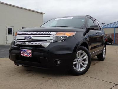 2013 Ford Explorer XLT SUV for sale in Chattanooga for $30,977 with 35,807 miles.