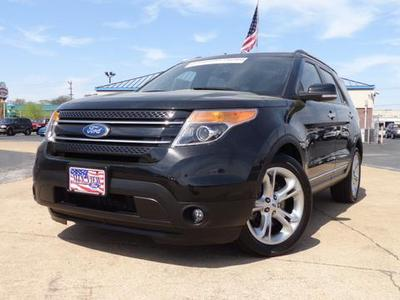 2013 Ford Explorer Limited SUV for sale in Chattanooga for $33,977 with 28,854 miles.