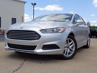 2013 Ford Fusion SE Sedan for sale in Chattanooga for $17,774 with 36,419 miles.