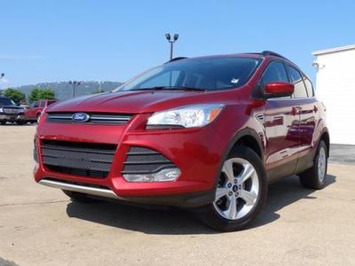 2013 Ford Escape SE SUV for sale in Chattanooga for $20,999 with 33,816 miles.