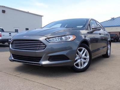 2013 Ford Fusion SE Sedan for sale in Chattanooga for $19,999 with 32,443 miles.