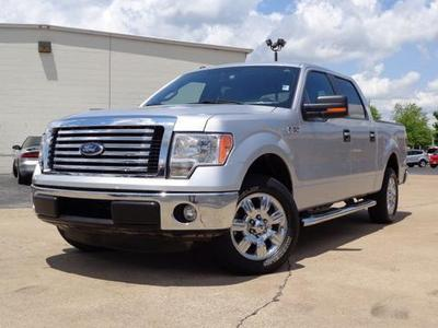 2012 Ford F150 XLT Crew Cab Pickup for sale in Chattanooga for $26,999 with 31,272 miles.