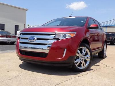 2013 Ford Edge Limited SUV for sale in Chattanooga for $23,999 with 41,843 miles.