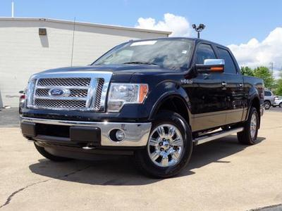 2011 Ford F150 Lariat Crew Cab Pickup for sale in Chattanooga for $34,999 with 33,141 miles.